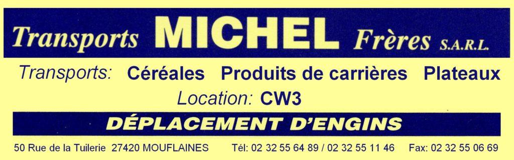 Transports Michel à Mouflaines