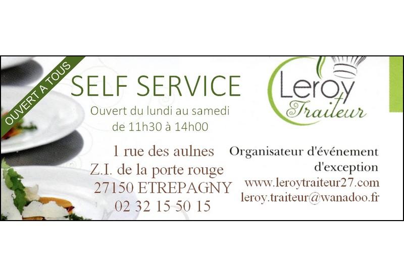 self service restaurant traiteur à etrepagny