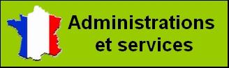 Administrations et services