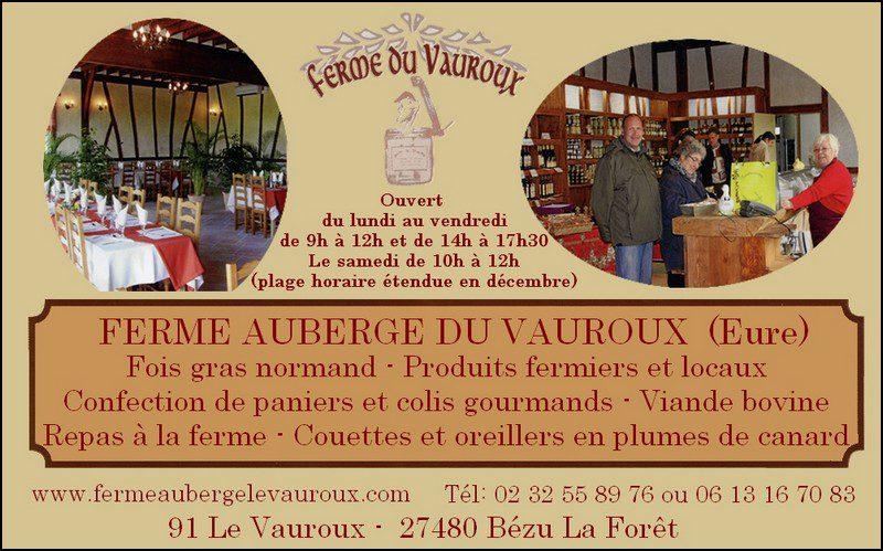 La Ferme du Vauroux