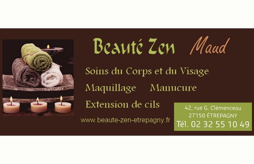 Beauté zen soins du corps à Etrepagny