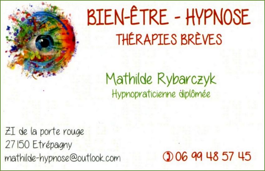 Hypnothérapie à Etrépagny