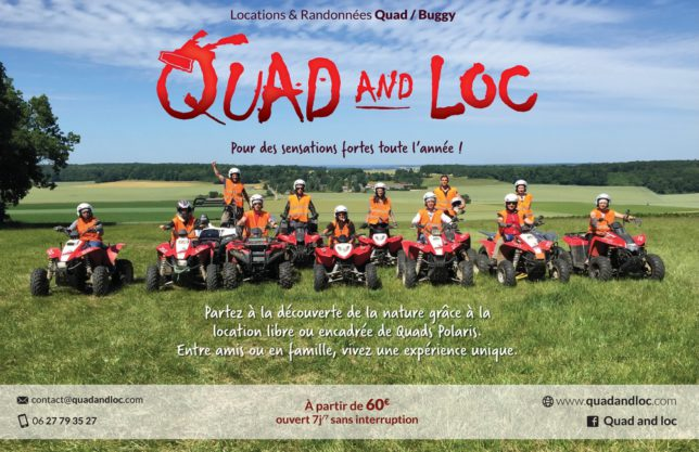 location de quad buggy