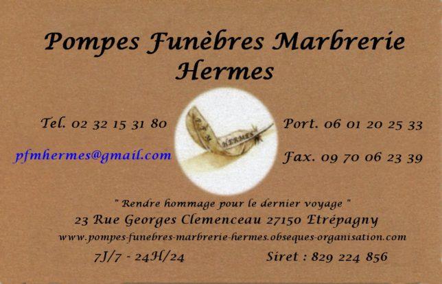 Pompes funèbres Etrépagny