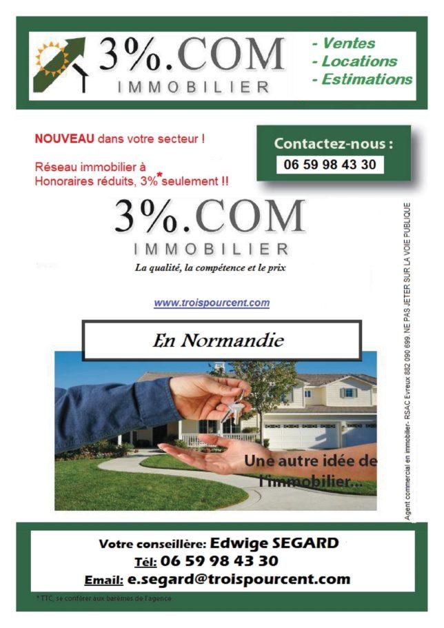 Immobilier 3%.com